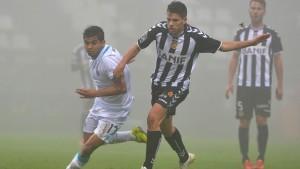 El Porto sobrevive a la niebla
