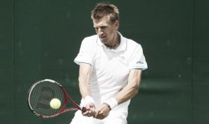 Jarkko Nieminen comes out on top in battle of the veterans
