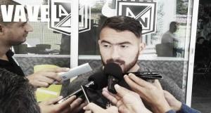 """Juan Pablo Nieto: """"Queremos sacar una gran diferencia para el partido de vuelta"""""""
