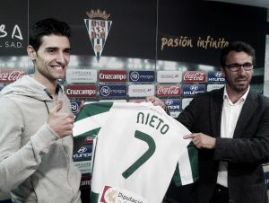 """Nieto: """"Cumplo un sueño"""""""