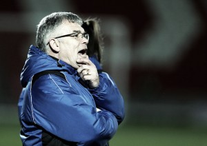 Doncaster Belles part ways with manager Harris