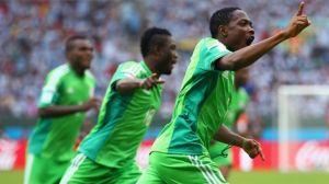 Nigeria - Argentina: puntuaciones de Nigeria, jornada 3 grupo F