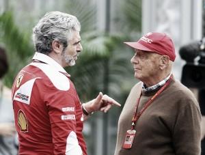"""Lauda: """"Este año hemos visto uno de los campeonatos más duros en mucho tiempo"""""""