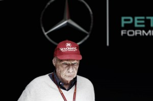 "Niki Lauda: ""Hamilton debe explotar sus fortalezas para luchar con Nico"""