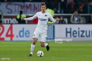Hertha BSC extend with Niklas Stark until 2022