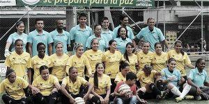 Formas Íntimas ganó y clasificó a Libertadores Femenina