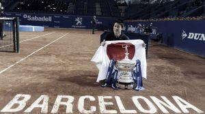 Kei Nishikori derrota Pablo Andújar e conquista bicampeonato no ATP de Barcelona