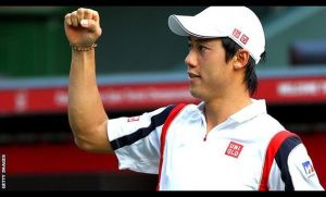 Nishikori demuestra quién manda en Asia