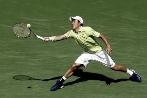 Kei Nishikori pasa el trámite de la tercera ronda en Miami