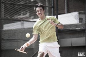 """Kei Nishikori: """"Quiero ganar el torneo otra vez, es mi torneo favorito"""""""