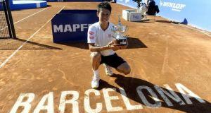 Kei Nishikori, premier japonais dans le top 10 mondial