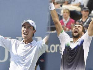 Us Open, where amazing happens. La finale sarà Cilic - Nishikori
