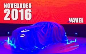 Novedades 2016: los coches que se presentan este año