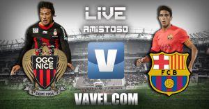 Niza vs Barcelona en vivo y en directo online