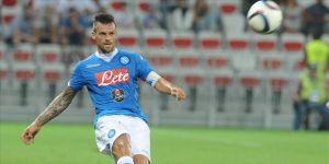 """Maggio: """"Orgoglioso di far parte della storia del Napoli. Dobbiamo migliorare"""""""