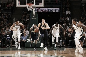 NBA, Milwaukee sepolta dalle triple dei Nuggets (123-134)