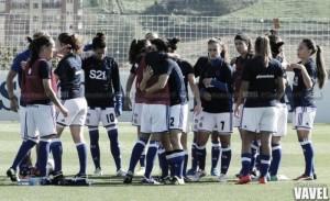 Convocatoria de la Real Sociedad femenina frente al Levante