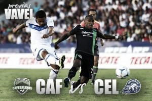 Previa Cafetaleros - Celaya: por el liderato general