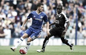 "Signing N'Golo Kante ""very important"" for Chelsea, says Conte"