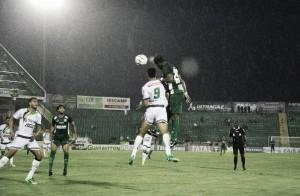 Guarani segura empate, garante permanência na Série B e rebaixa Luverdense