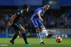 Matic states the loss of Costa and Kante for Boxing Day gives players a chance