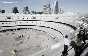 El Valencia reactiva el Nuevo Mestalla