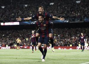 Neymar trascina il Barça: 2-0 al PSG e semifinale di Champions