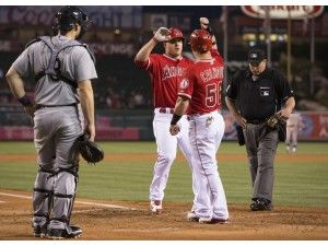 Los Angeles Angels Walkoff Seattle Mariners Again To Win Series