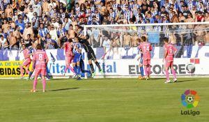 Deportivo Alavés - Real Oviedo: puntuaciones del Real Oviedo, jornada 2