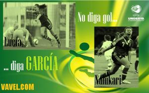No diga gol, diga García
