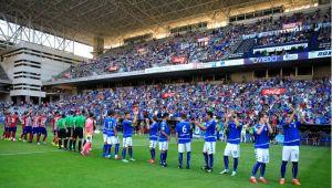 Un serio Oviedo cae ante un buen Atlético