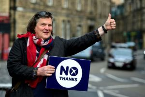 "Aberdeen and Dumfries choose to vote ""No"""
