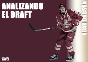 Analizando el draft 2018: Noah Dobson