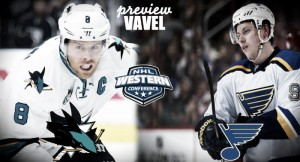 Western Conference Final preview: San Jose Sharks - St. Louis Blues
