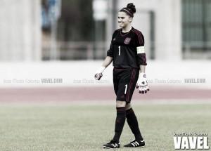 Noelia Ramos, guante de oro del Mundial sub17 de Jordania