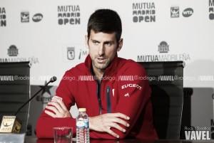 """Djokovic: """"Sabía que tenía que jugar mi mejor tenis para ganar a Del Potro"""""""