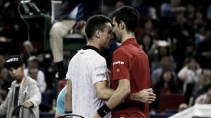 Djokovic no pudo y quedó afuera de la final