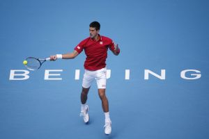 Djokovic y Berdych, finalistas en Pekín