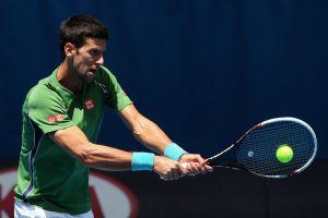 Djokovic sul velluto, avanzano le teste di serie