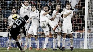 El Celta dio la cara en el Bernabéu