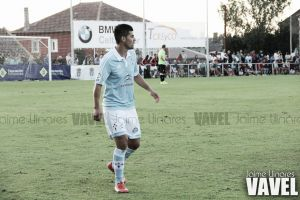 """Nolito: """"Estoy contento en Vigo; no sé lo que pasará"""""""