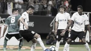 Corinthians empata com Luverdense na Arena, mas avança na Copa do Brasil
