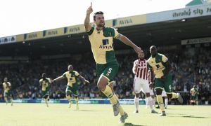Norwich City 1-1 Stoke City: Butland instrumental as visitors steal hard-fought point