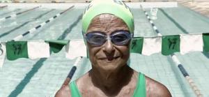 Nora Rónai: siete oros, dos récords y 93 años