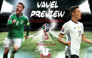 Qualificazioni Russia 2018 - Germania, match point sulla racchetta in Irlanda del Nord