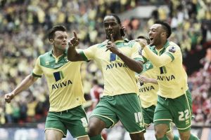 Score Middlesbrough vs Norwich in Championship Play-off Final 2015 (0-2)