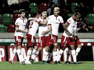 Un agónico tanto de Emiliano Velázquez lleva al SC Braga a la 'Final Four'