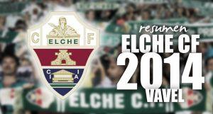 Elche CF 2014: un año de Primera