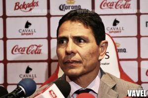 "Alfonso Sosa: ""La eliminatoria está abierta"""
