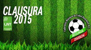 Liga de Nuevos Talentos lista para el Clausura 2015